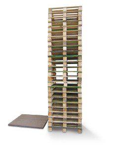 Vergleich zwischen Ziehpaletten und Holzpaletten